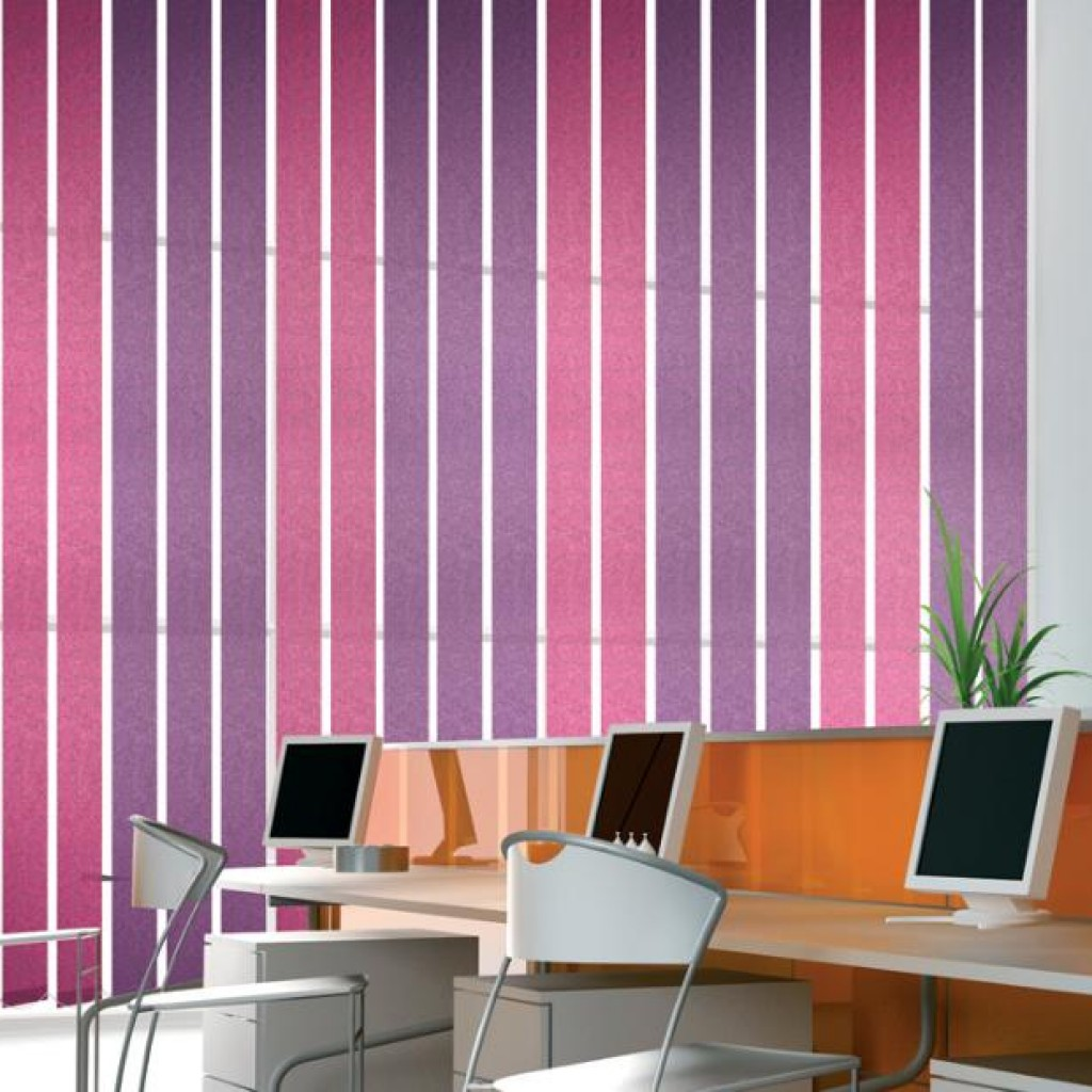 Vertical blinds decor d home for D deco